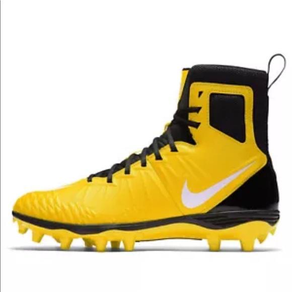 463f17a5614b New Nike Force Savage Men HighTop Football Cleats